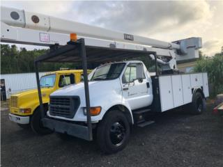 Truck Ford 750 2002, Ford Puerto Rico