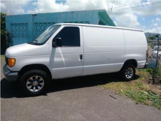 Van, Ford Puerto Rico