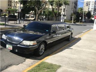 Strech Limo Lincoln Town Car 2007 $14,800 OMO, Lincoln Puerto Rico