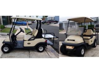 CLUB CAR PRECEDENT, Carritos de Golf Puerto Rico