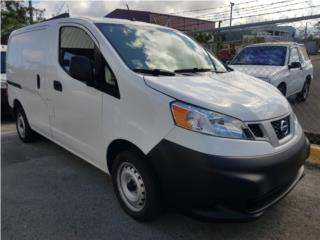 NISSAN *NV200* STEP VAN *2017*, Nissan Puerto Rico