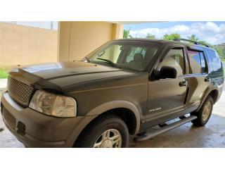 EXPLORER XLS 6 CIL 2002 139M, Ford Puerto Rico