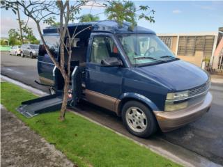 Astro Van, Chevrolet Puerto Rico