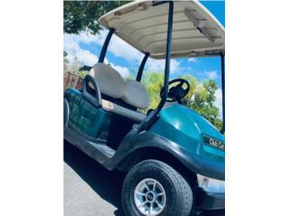 Club Car eléctrico moderno, Carritos de Golf Puerto Rico