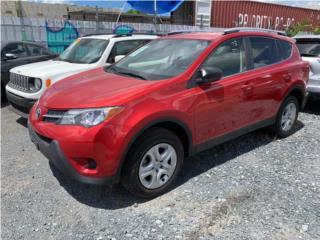 Toyota RAV 4 , Toyota Puerto Rico