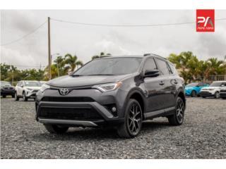 TOYOTA TRUCKRAV44DR SUV SE FWD2016, Toyota Puerto Rico