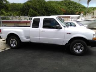 Ford ranger, Ford Puerto Rico
