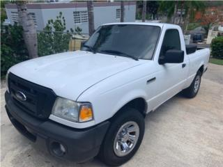 Ford Ranger 2011 4 Cilindros Importada, Ford Puerto Rico