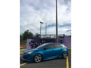 Ford Focus 2013,piel,radio touch,dual clutch, Ford Puerto Rico