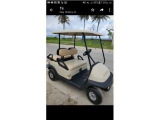 Club car presedent, Carritos de Golf Puerto Rico