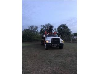 Boom truck 15 ton , Ford Puerto Rico