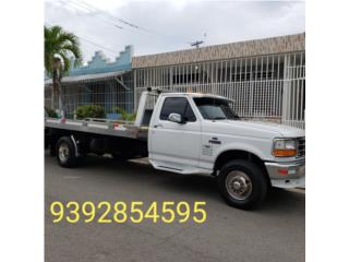 Grua 1994 flatbed, Ford Puerto Rico