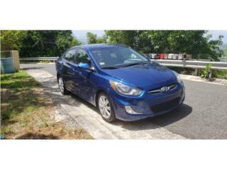 Hyundai Accent GLS, Hyundai Puerto Rico