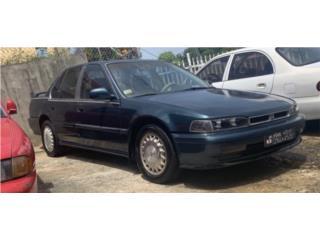 Accord 1991, Honda Puerto Rico