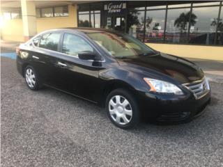 Sentra 2013 aut 74k $7,300 🔥SALDO🔥, Nissan Puerto Rico