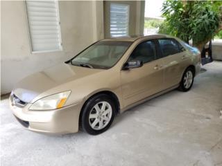 ACCORD EX 2005 V6, Honda Puerto Rico