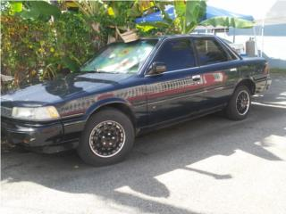 Toyota caMry 1987 con A/C 2500, Toyota Puerto Rico