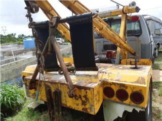 Sistema Grua, Ford Puerto Rico