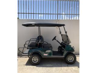 GOLF CART XRT 850 2016 CON TABLILLA Y MARBETE, Carritos de Golf Puerto Rico