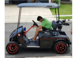 EZGO TXT 2005, Carritos de Golf Puerto Rico