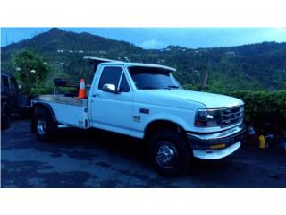 Ford super duty 97, Ford Puerto Rico