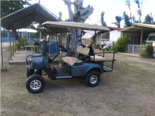 EZ-GO 2009 Gasolina con TABLILLA, Carritos de Golf Puerto Rico