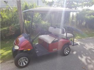 ezgo gasolina, Carritos de Golf Puerto Rico