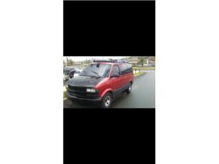 Se vende!!! Chevrolet Astro Van del 2000, Chevrolet Puerto Rico