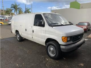Ford Van 350, Ford Puerto Rico