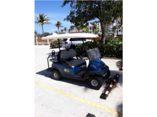 Club cart 2013 , Carritos de Golf Puerto Rico