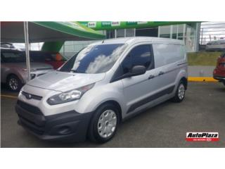 Ford Transit Connect Cargo 2017, Ford Puerto Rico