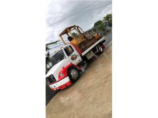Flat Bet, FreightLiner Puerto Rico