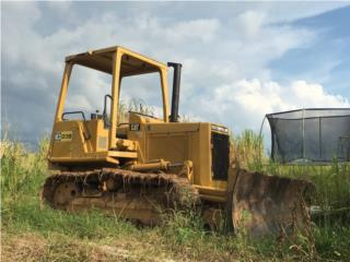 Maquina Caterpillar, Equipo Construccion Puerto Rico