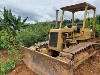 Caterpilla D3B, Equipo Construccion Puerto Rico
