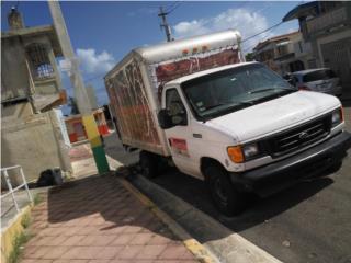 Truck de carga, Ford Puerto Rico