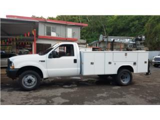 Ford F450  Servibody diesel 7.3L 4x4 Standard, Equipo Construccion Puerto Rico