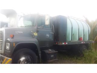Camion Cisterna, Equipo Construccion Puerto Rico