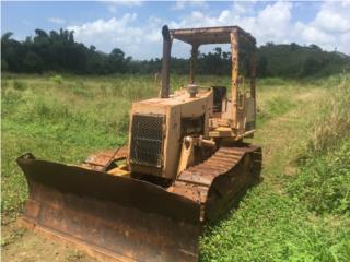 Caterpillar d4-c , Equipo Construccion Puerto Rico