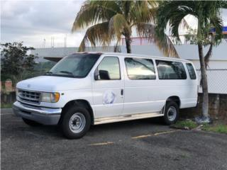 Ford Econoline , Ford Puerto Rico