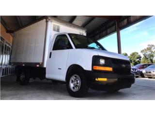 Express Van 2016, Chevrolet Puerto Rico