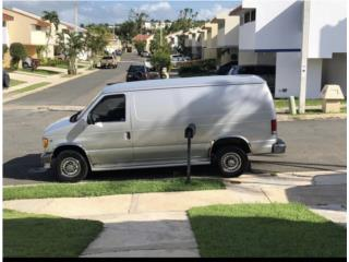 Ford E350 SuperDuty, Ford Puerto Rico