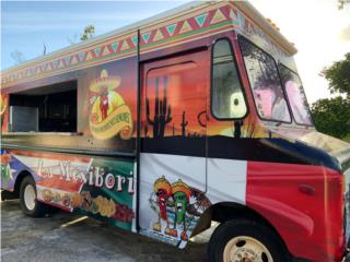 Food truck,  Puerto Rico