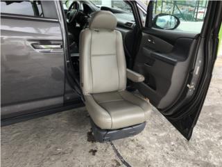Honda Odyssey 2014 EX-L Para Impedidos , Honda Puerto Rico