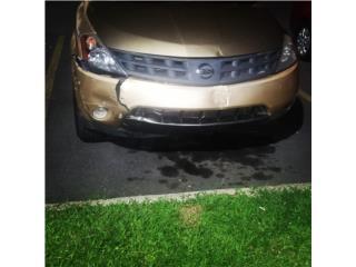 La cara cuerosa aire malbete nuevo, Nissan Puerto Rico