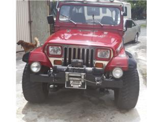 Se vende Jeep Wrangler 1987, Jeep Puerto Rico