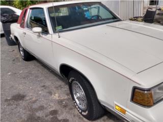 Brougham 1987, Oldsmobile Puerto Rico