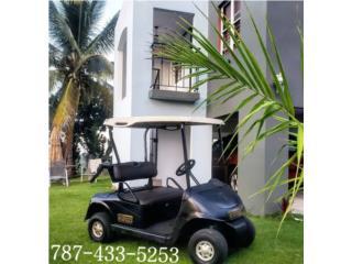 GOLF CAR EZGO 2008 GASOLINA! solo $2600, Carritos de Golf Puerto Rico