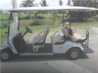 Carro de golf, Carritos de Golf Puerto Rico