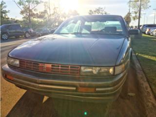 Cutlass Supreme Oldsmobile 1991, Clasico, Oldsmobile Puerto Rico