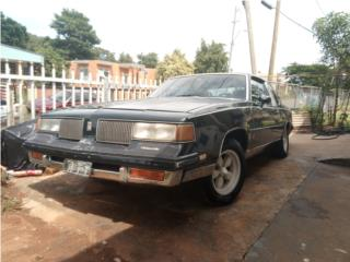 Oldsmobile Cutlass Supreme '87, Oldsmobile Puerto Rico